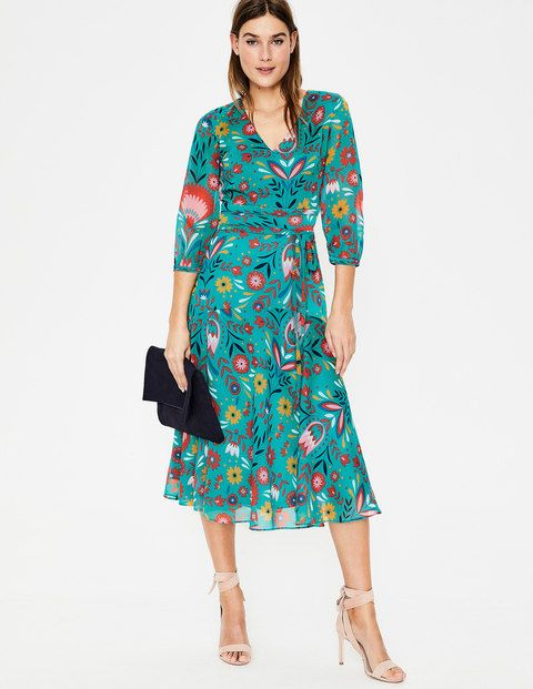 Isabelle Midi Dress W0339 Special Occasion Dresses at Boden