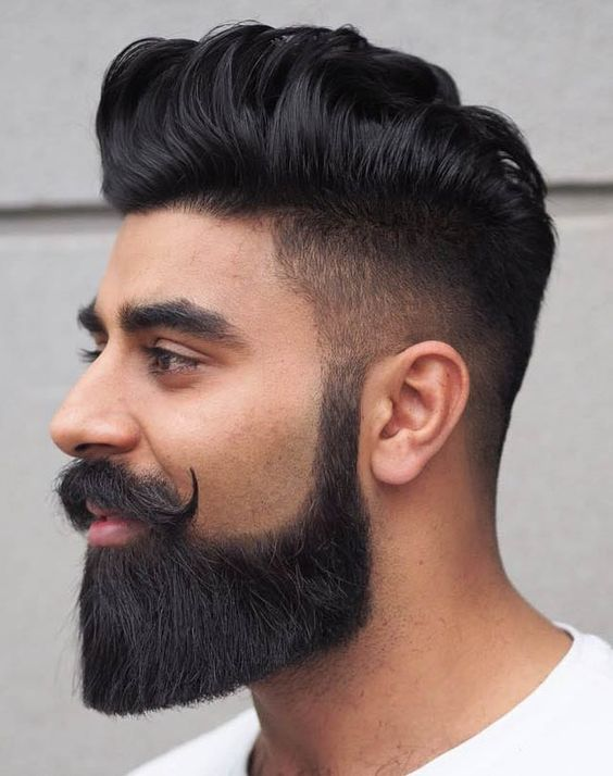 Indian Hairstyle Hair And Beard Styles Mens Hairstyles Beard Styles