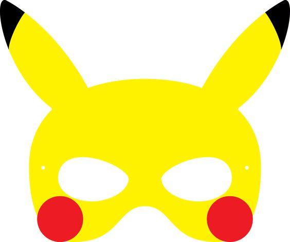 Pok 233 mon pikachu and masques on pinterest