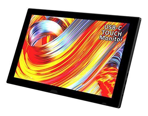 Usb Touchscreen Portable Monitor 11 6 1080p Fhd Ips Disp Https Www Amazon Com Dp B07fkj6wp1 Ref Cm Sw R Pi Dp U X W Touch Screen Powered Monitors Monitor