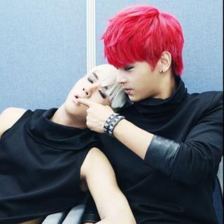 Ravi sleeps N pokes him VIXX