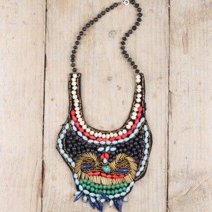 Ugandan Recycled Paper Necklaces22STARS