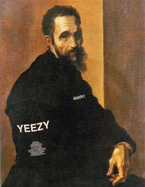 Yeezy Von Gogh