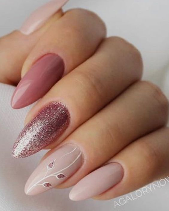 70 Trendy Spring Nail Designs Are So Perfect For This Season 2019 Hope They Can Inspire You And Read The Article To Ge Nail Designs Acrylic Nails Spring Nails