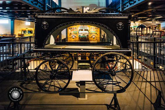 Heritage Transport Museum, Taoro, Haryana, India. #DestinationUnlocked #NainaCo #EyesForTravel