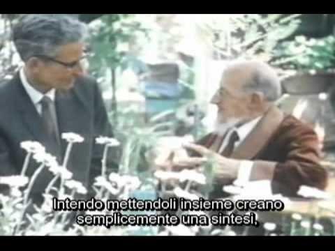 dr. roberto assagioli psychosynthesis Roberto assagioli, md (founder of psychosynthesis) with miss michal eastcott, at sundial house dr roberto assagioli, md, in conversation in the garden.