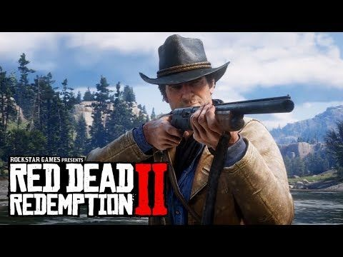 Red Dead Redemption 2 Official Gameplay Reveal Trailer Red Dead Redemption Red Dead Redemption Ii Redemption