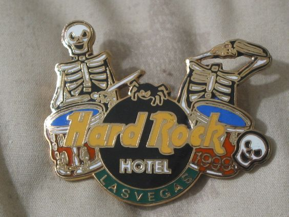 A Junkee Shoppe Junk Market Stop: HARD ROCK Hotel Las Vegas 1999 Staff Halloween Pinback ... For Sale Click Link Here To View >>>> http://ajunkeeshoppe.blogspot.com/2015/12/hard-rock-hotel-las-vegas-1999-staff_12.html