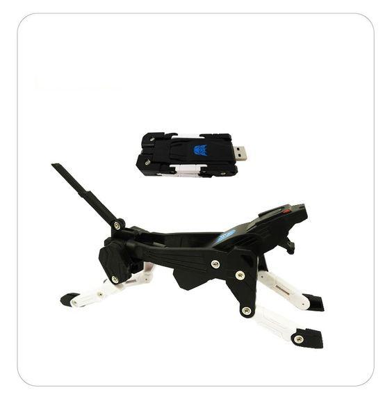 Cool! USB transformers :)