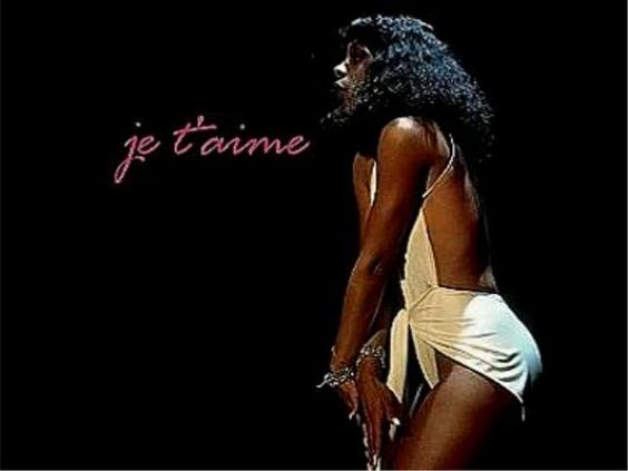 Donna Summer - Je t'aime by vicnsi. My montage homage to LaDonna Gaines (Donna Summer), inimitable and undisputed Queen of Disco, five-time Grammy winner and first and only ever artist to have three consecutive double-albums reach #1 on the US Bilboard chart.