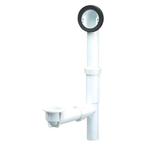 19 20design House Pvc Rough In Bath Drain Kit With Overflow Diy Plumbing Fix Leaky Faucet Plumbing Repair