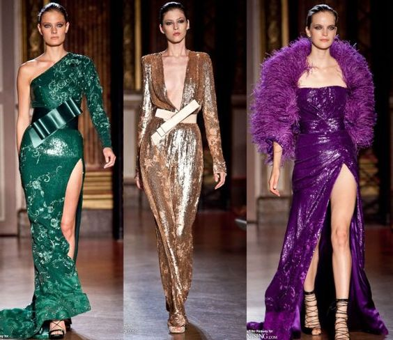 Haute Couture Collection from Zuhair Murad.