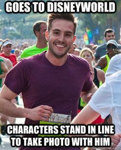 haha! i love this guy. especially since i look just like him when i run...not