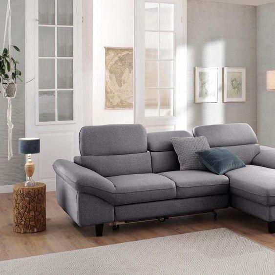 Home Affaire Ecksofa Pilot Grau Stoff In 2020 Ecksofa Sofa