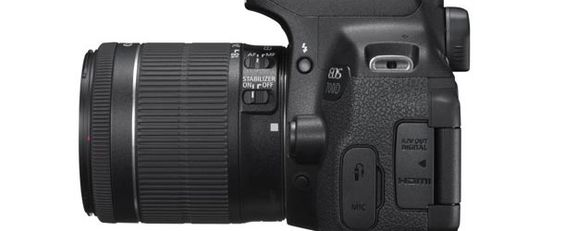 Canon EOS 700D Test – Die DSLR ohne WiFi und GPS