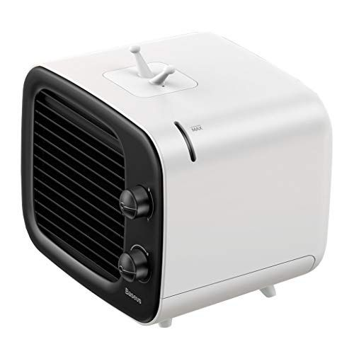 Tacameng 3 In 1 Air Personal Air Conditioner Cooler Humidifiers Portable Mini Size Table Fan Whisper Quiet Operatio Best Humidifier Portable Cooler Conditioner