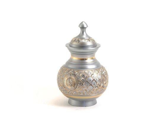 Engraved Pet Cremation Urn Silver Pet Cremation Urns Pet Cremation Pet Urns