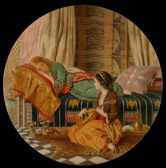 Lallah Rookh - Francis John Wyburd