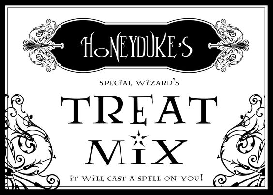 Honeydukes Treat Mix