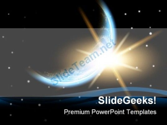 Rings With Stars Decoration PowerPoint Templates PPT Themes And - winter powerpoint template