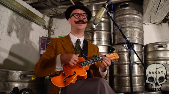 An Acoustic Version of 'Sell Drugs in the Proper Manner' by Mr. B the Gentleman Rhymer