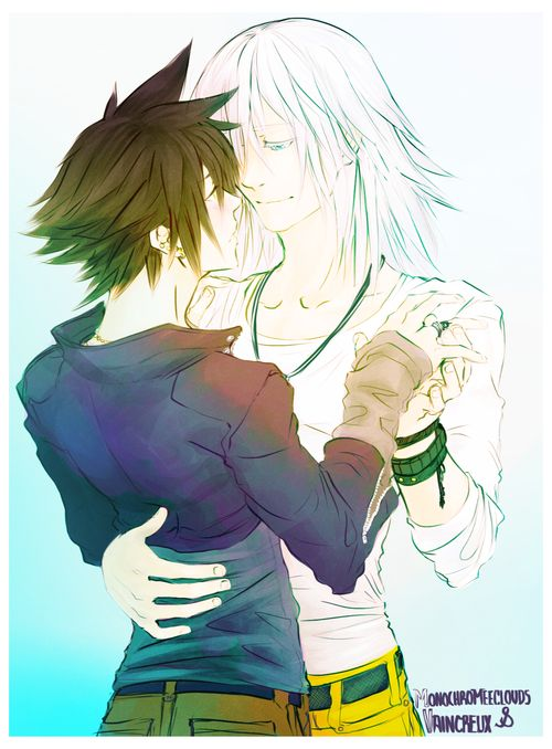 Riku et Sora