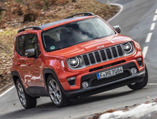 Jeep Renegade Limited Worldwide Bu 2018 Pr