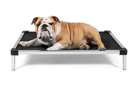 Https Amzn To 2qvle8e Amazon Com K9 Ballistics Chew Proof Elevated Dog Bed Chewproof All Aluminum Elevated Dog Bed Indestructable Dog Bed Dog Bed