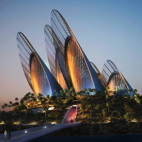 Zayed National Museum by Foster + Partners  Project