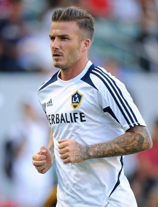 Fantastic David Beckham David And David Beckham Hair On Pinterest Short Hairstyles Gunalazisus