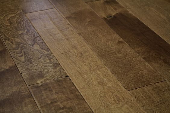 Engineered Hand Scrape Hardwood Flooring Available In Los Angeles  Www.GlamourFlooringLA.com | Home | Pinterest | Hand Scraped Hardwood And  House
