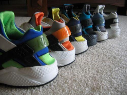 nike color - Nike Huarache Colors