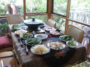 fondue chinoise steamboat pot recette restaurant r 226 gout et cuisine