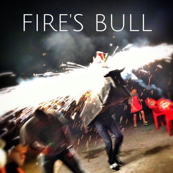 FIRE'S BULL #madewithstudio