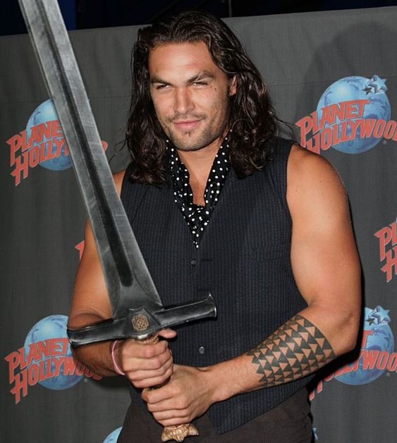 Jason Momoa Samoan: Jason Momoa. I Love His Tattoo.