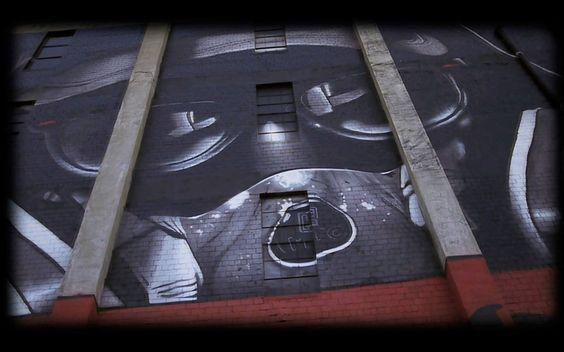 Das neueste und bisher größte Mural von MTO ist gerade in Lexington, Kentucky (USA) fertiggestellt worden.