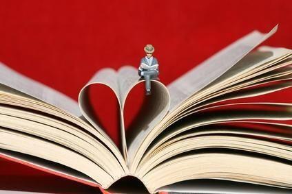 Helemaal opgaan in een goed boek!