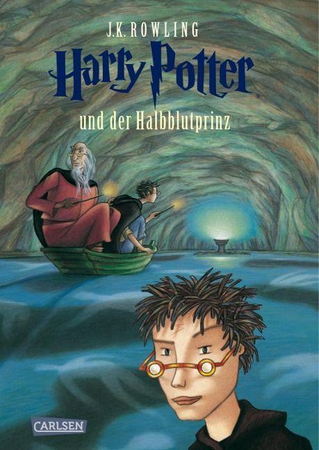 Joanne K Rowling Harry Potter 6 Und Der Halbblutprinz Buch Bei Ecobookstore Der Grune Online Buchhandel Harry Potter Libros