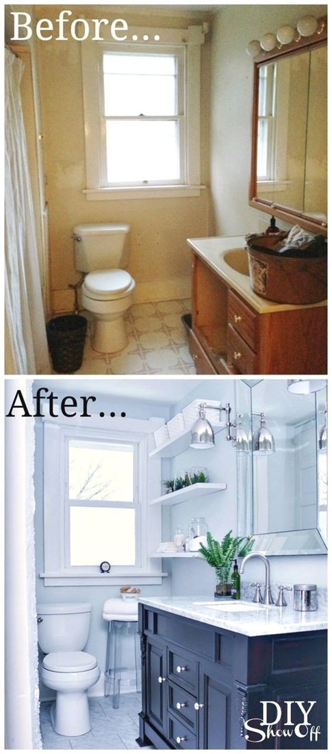 Planning A Great Home Improvement Project That Anyone Can Do Home Renovation Home Remodeling Bathrooms Remodel