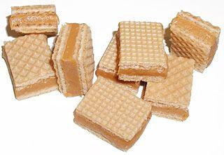 Karamellisierte weiße Schokolade - Konfekt