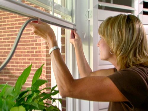 Sealing home air leaks is the first step in improving the energy efficiency of your house. The energy, time and money you spend will pay for itself quickly!