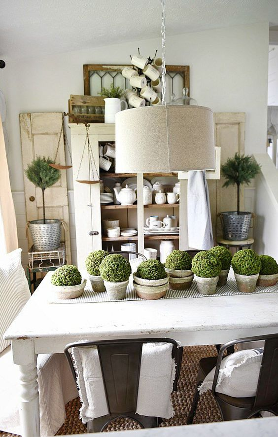 Image Result For Kitchen Decor Above Cabinets