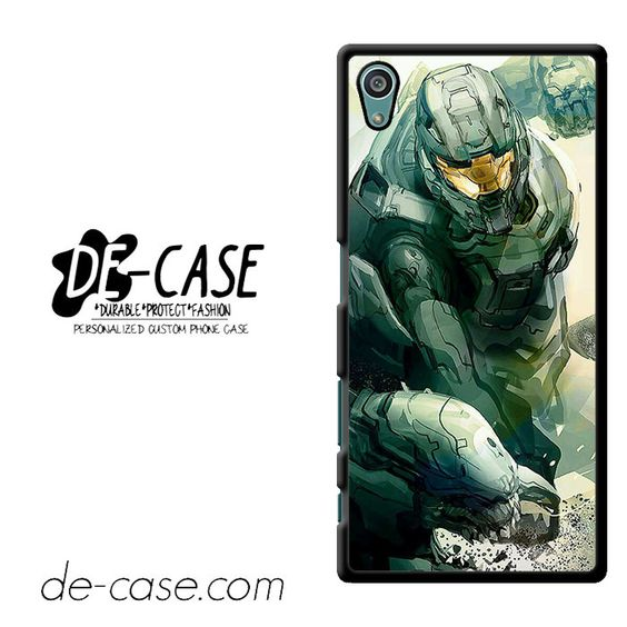 Halo 5 DEAL-5002 Sony Phonecase Cover For Xperia Z5