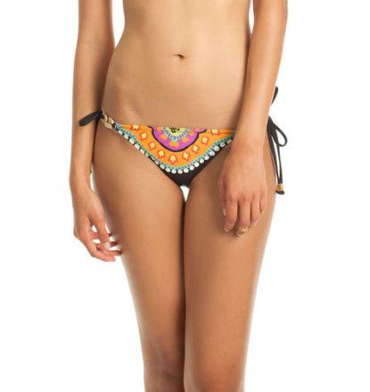 Trina Turk Nuevo Sol String Bikini Bottom