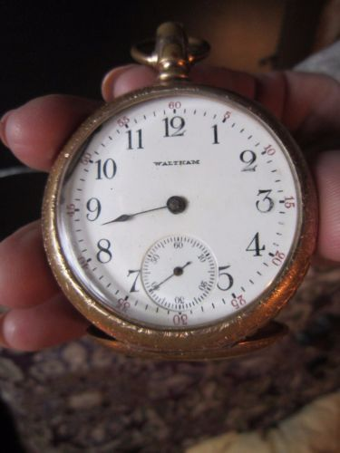 How to Identify a Waltham Pocket Watch | Our Pastimes