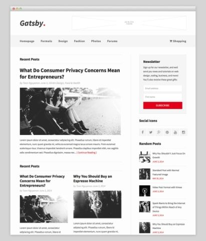 ShareFull.Net – GrovePixels – Gatsby v1.0.2 WordPress Magazine Theme.  Gatsby is a responsive blog/magazine theme for WordPress, designed with great readability and simplicity in mind, that allows your content to be easily accesible from any device. Demo Gatsby...  ♡ ShareFull.Net ☼ Info & Download: http://goo.gl/sb7W4y »»»