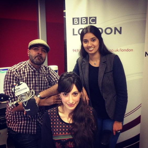 "Serena Kern on Twitter: ""Great vibes with @SunnyandShay on @bbclondon949 promoting #Dream @MusicByRR @rajghai http://t.co/VQHLAXeWs7"""