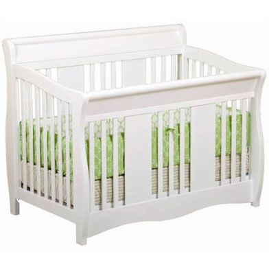 How about a White Crib?