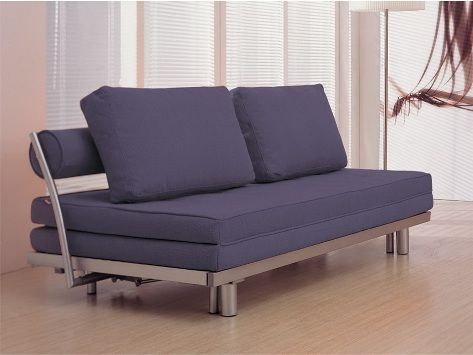 Image gallery japanese futon bed couch for Asian chaise lounge