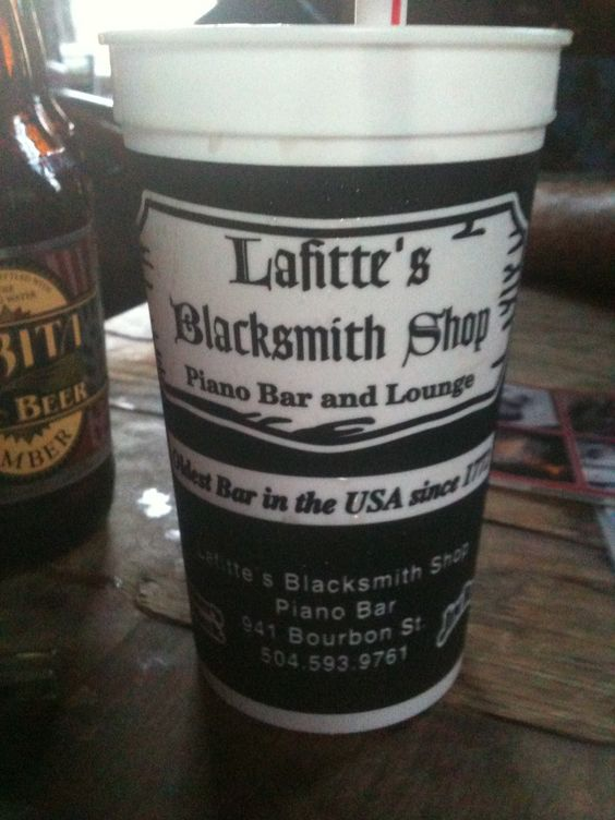Oldest Bar in the USA!